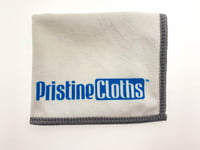 White Pristine Screens Towel