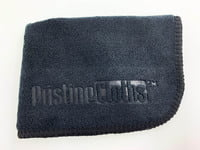 Black Pristine Screens Towel
